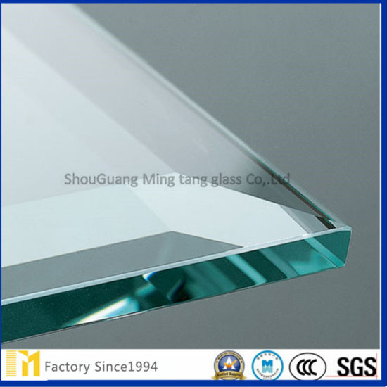 2mm Clear Sheet Glass with High Quality for Clock Cover