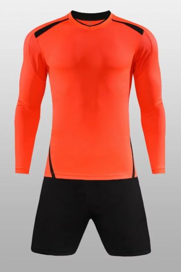 353446dacb2 China Manufacturer Custom Soccer Jersey Plain Classic Football Shirt Long  Sleeve′s Football Jersey