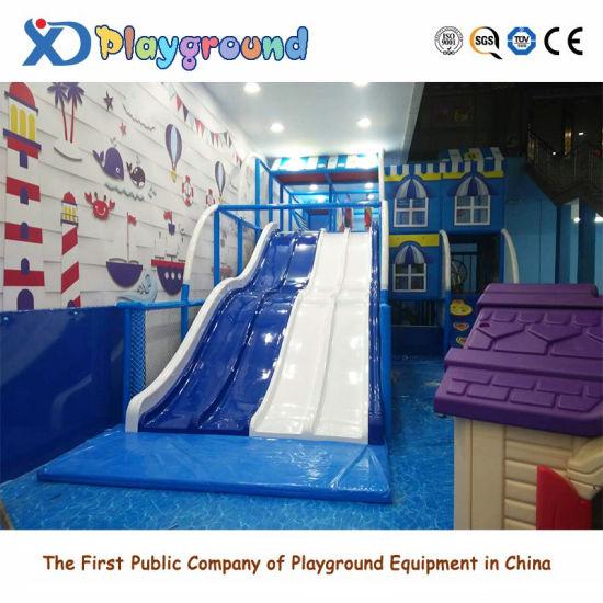 Commercial Multifunctional Trampoline Ropes Course Soft Indoor Playground Equipment pictures & photos