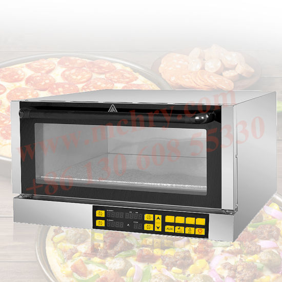 Direct Sale Smaller Size Full Stainless Steel Commercial Baking Oven