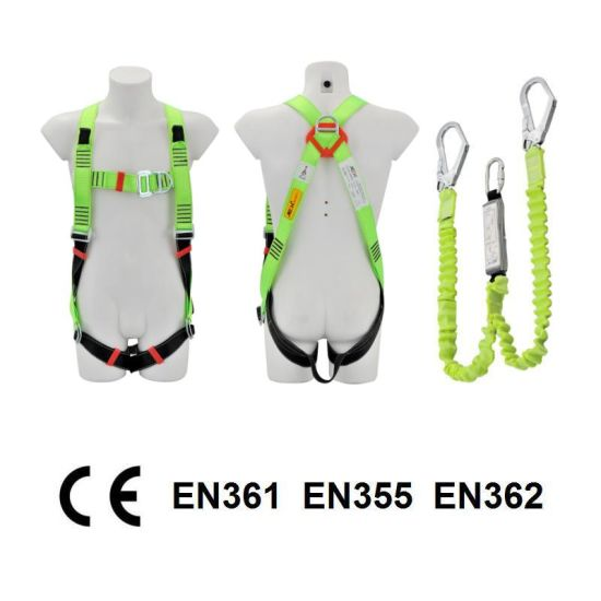 Full Body Safety Harness (JE125201) Ce En361 pictures & photos
