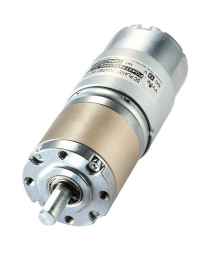 12V 24V 42mm Heavy Duty Precision Planetary Gear Motor