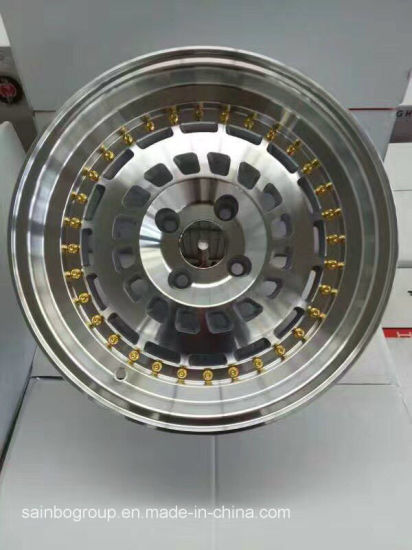 China Chrome Paint Wheelrim With Best Quality China Car Wheels