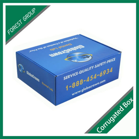 Quality Clothing Printed Box Carton Box pictures & photos
