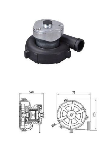 12-36V DC Air Purifier Motor pictures & photos