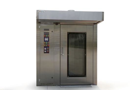 Factory Prices Hot Air Electric Rotary Rack Oven Machine