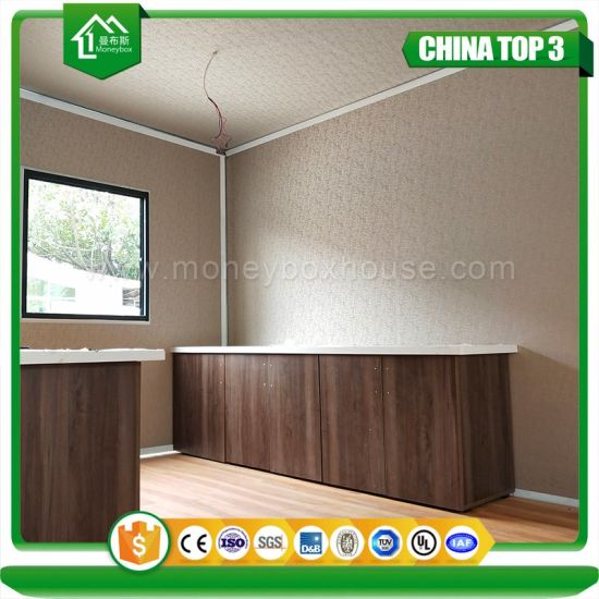 China Modern Prefabricated Luxury Furnished Decoration Smart Homes