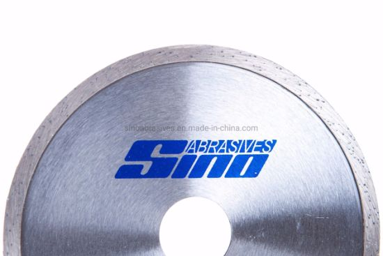 Segment Diamond Saw Blade for Cutting Asphalt Use in Machinery pictures & photos