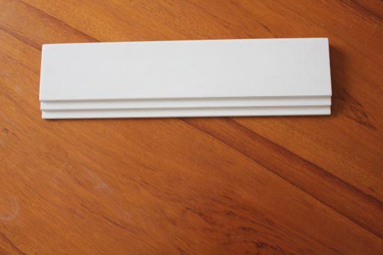 China Primed Moulding Interior Baseboard Moulding - China