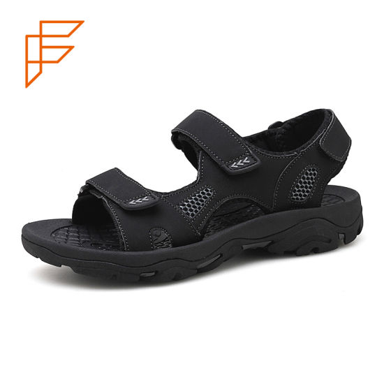 Topsion Amazon Popular PVC Grosir Import China Men Sport Sandal