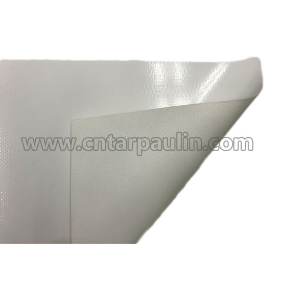 PVC Coated Polyester Fabric 1000d Tarpaulin Sheet Poly Tarps for Tent Rolls