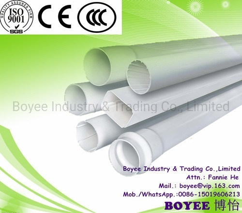 PVC-U Pipes for Construction Drainage Pipe / Sewage Pipe