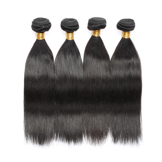 High Quality Assurance 100 Percent Raw Malaysian Virgin Human Hair Weft pictures & photos