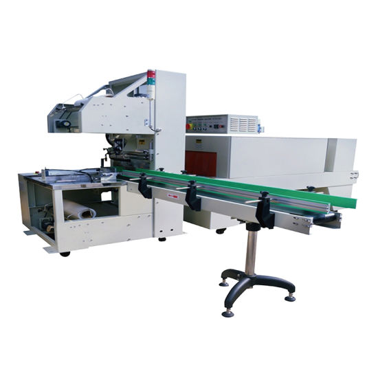 Heat Shrink Wrapping Machine for BOPP/PVC Tape