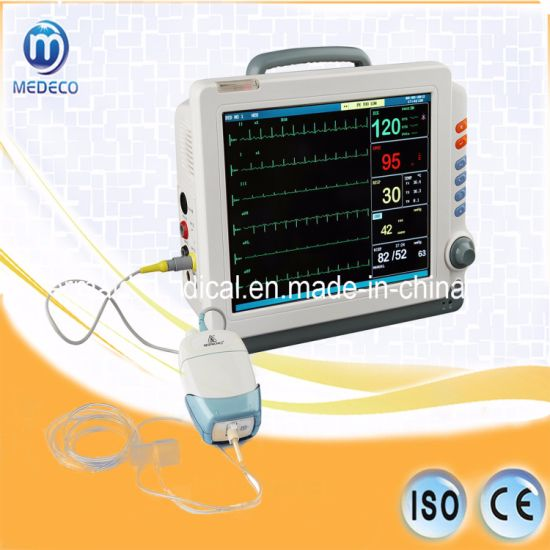 Medical Patient Tabletop Multi-Parameter Fetal ECG Monitor 9000A
