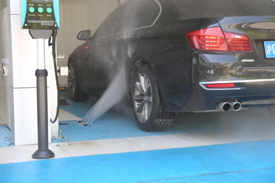 Smart Car Wash >> China Automatic Self Wash Car Machine Manufacturer Smart Car