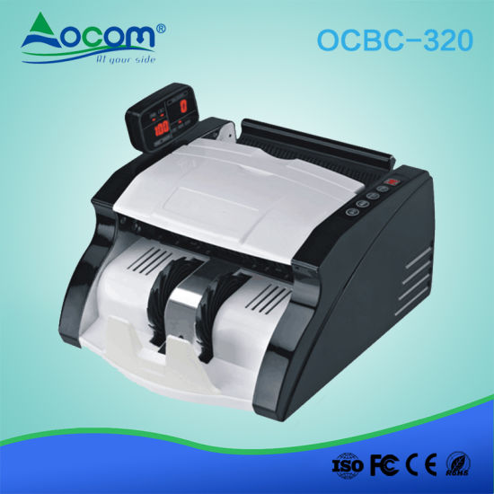 Ocbc-320 Low Price UV Mg Function Bill Counter