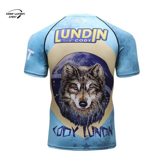 Cody Lundin Mens Men's Dry Fit Fitness Gym Training Sport Top Short Sleeve Tshirt T-Shirt T Shirt