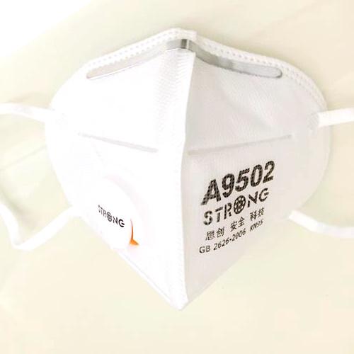 High Quality En149 Custom N95 Pm2.5 Dust Mask with Valve