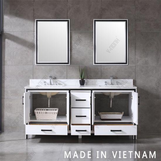 Vietnam Whole Double Sinks, Bathroom Vanity Freestanding Sink