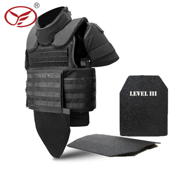 Molle System Military Tactical Bullet Proof Vest for Outdoor Combat