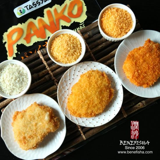 Dried White Panko Bread Crumbs 10kg pictures & photos