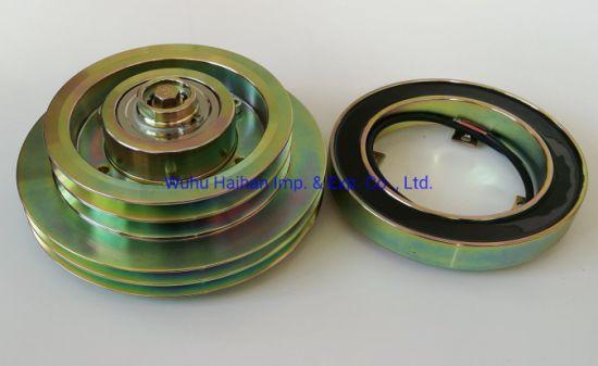 Bus Air Conditioner Compressor Parts Clutch South American Market