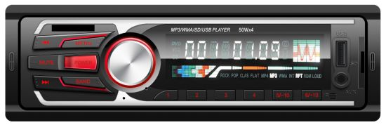 Car Radio with USB FM Aux pictures & photos