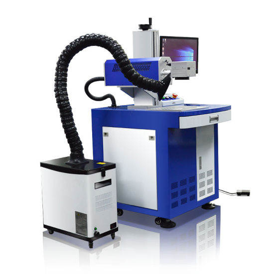 Hot Selling 30W CO2 Glass Tube Laser Marking Machine for Wood Leather
