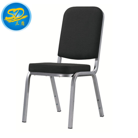 Strong and Durable Stacking Metal Iron Aluminum Banquet Event Chair
