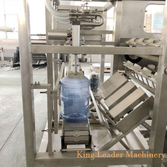 Automatic 300bph 5 Gallon Water Filling Machine