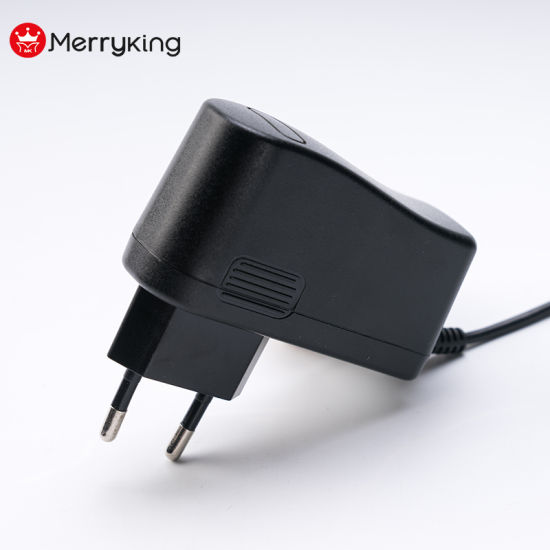 EU Plug 220V AC to 5V DC Adapter 5 Volt 3 AMP AC Power Adaptor Wall Charger for Toys