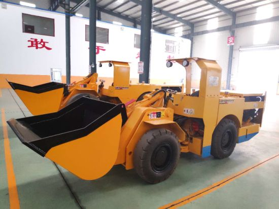 China Jiusheng Wj-1 5 Small 4 Wheel Drive Diesel Underground