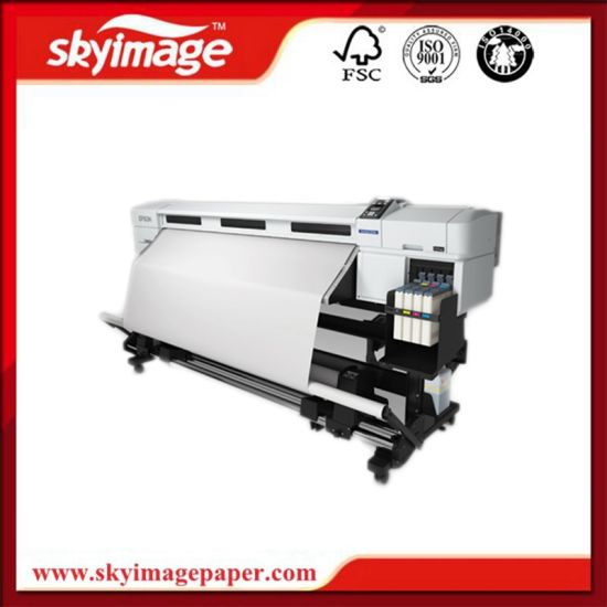China 64 Inch Epson Surecolor F7070 Dye Sublimation Fabric