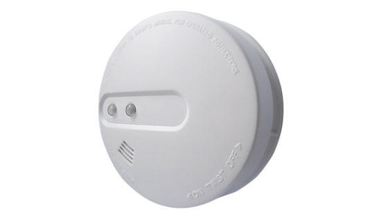 Photoelectric Smoke Detector Independent