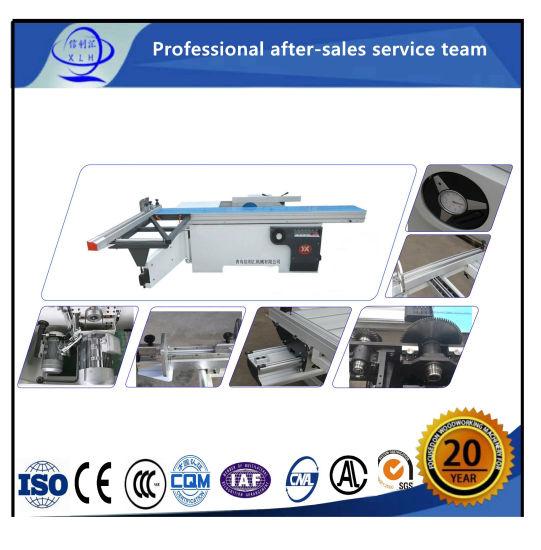 Wood Floor/ Furniture Precision Sliding Table Saw/ EL Panel Del CNC Del Ordenador Automá Tico Vio La Panel Saw Machine for Small Fitting Company