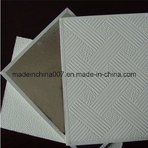 PVC Laminated Gypsum Ceiling Tiles pictures & photos