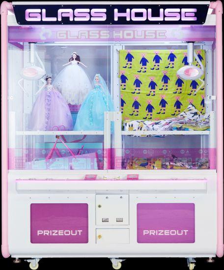 Wholesale Mini Coin Pusher Key Master/Gift/Prize/Toy Vending/Price/Vending/Amusement/Arcade/Crane Claw/Toy Crane/Arcade Claw/Claw Crane /Claw/Crane Game Machine