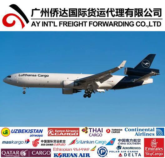International Air Cargo Service From China to Sri Lanka