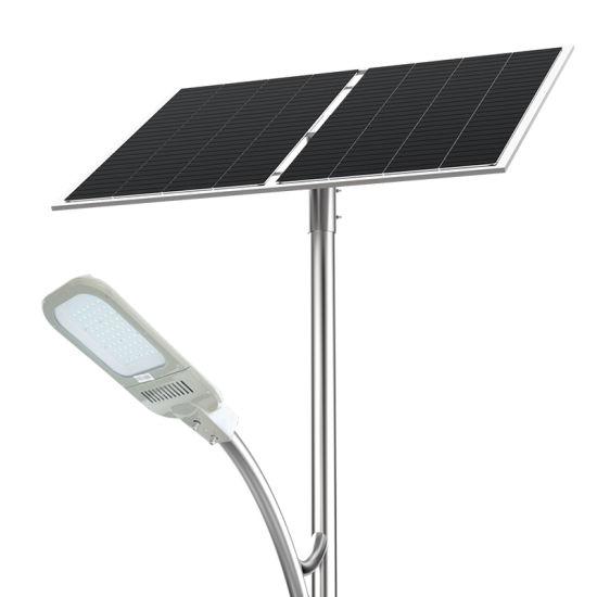 Outdoor Lighting Motion Sensor LED Lamp Solar Street Light