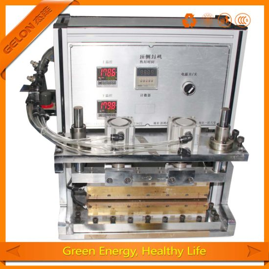 Top and Side Heat Sealing Machine