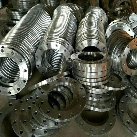 Wholesale Price Hight Quality ANSI Forged Stainless/Carbon Steel Flange