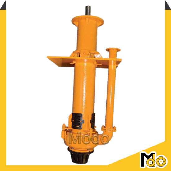 Electric Manure Centrifugal Vertical Sump Pump for Sale pictures & photos