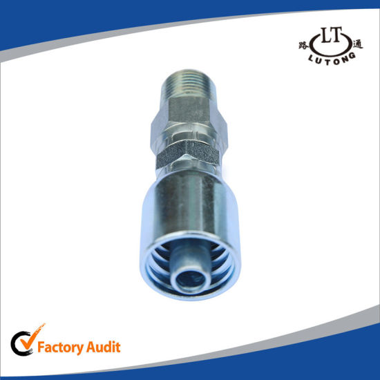 High Quality Hydraulic Pipe Fittings pictures & photos