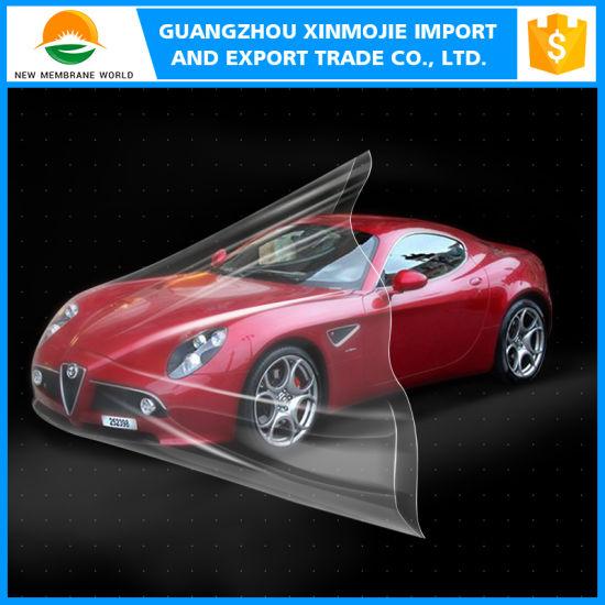 Auto Repair Unti Scratch Transparent Tpu Ppf Car Paint