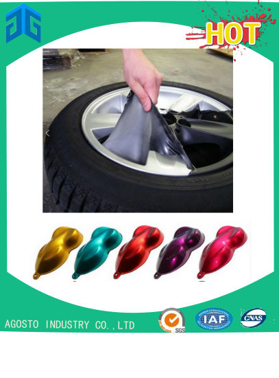 Metallic Color Plasti Dip Paint For Diy Car Care China