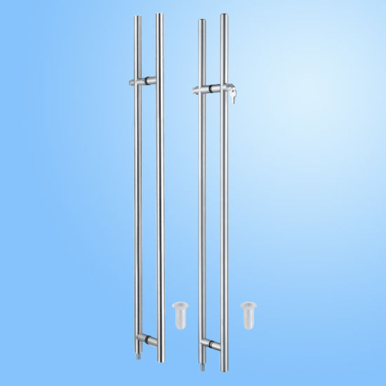 China Supplier of Stainless Steel Glass Door Pull Handle (FS-1842) pictures & photos