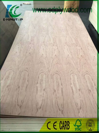Fancy Plywood Bubinga for Furniture pictures & photos