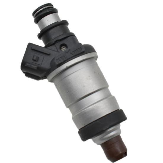 4 Fuel Injector 06164-P2J-000 for Honda Accord Civic Del Sol Acura Integra RL TL