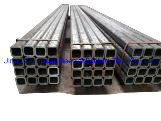 China Structural Galvanized Iron Gi Square Rectangular Steel Pipe Tube